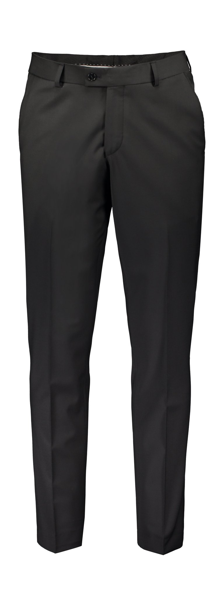 Turo Extra slim fit Elmer trousers Black