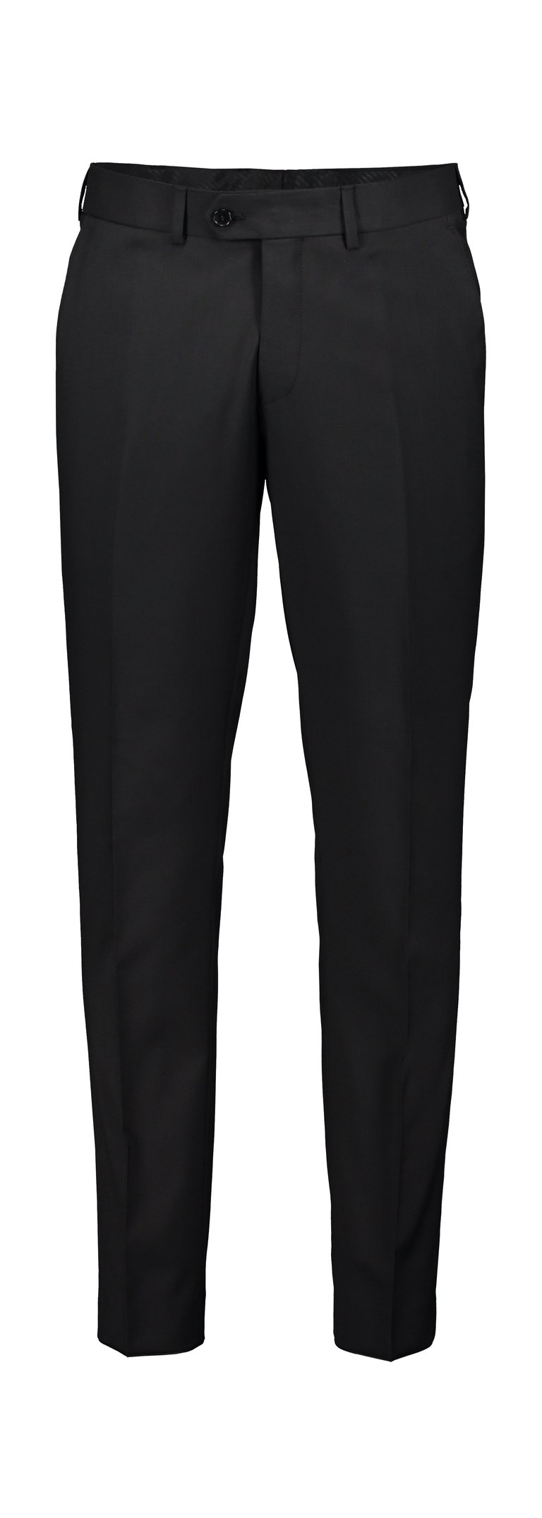Turo Slim fit Helsinki trousers Black